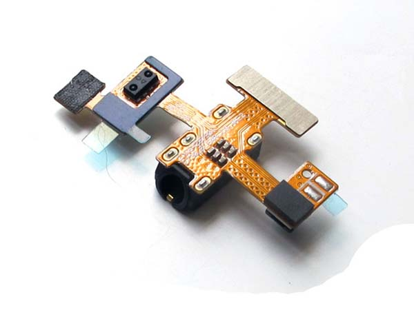 Earphone Jack Flex Cable for LG Optimus Sol E730