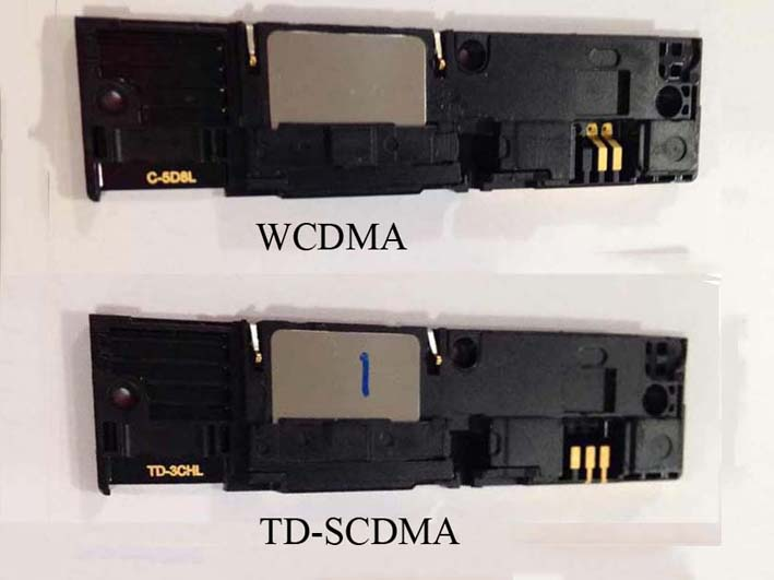 WCDMA Loud Speaker Ringer Buzzer Antenna Flex Cable Assembly for xiaomi mi3