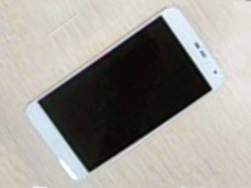LCD Screen and Touch Screen Assembly for Meizu MX3- White
