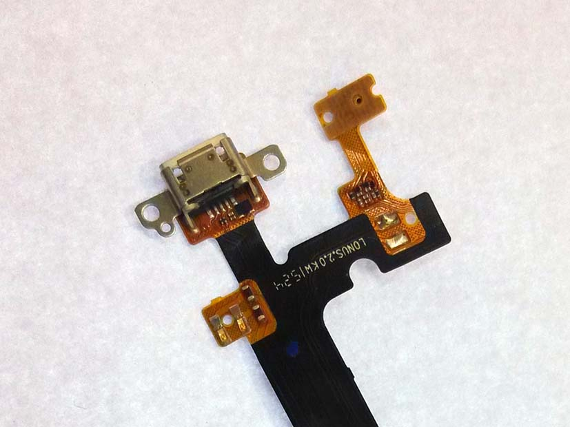 Charger Charging Dock Port Connector Flex Cable board for Meizu MX5
