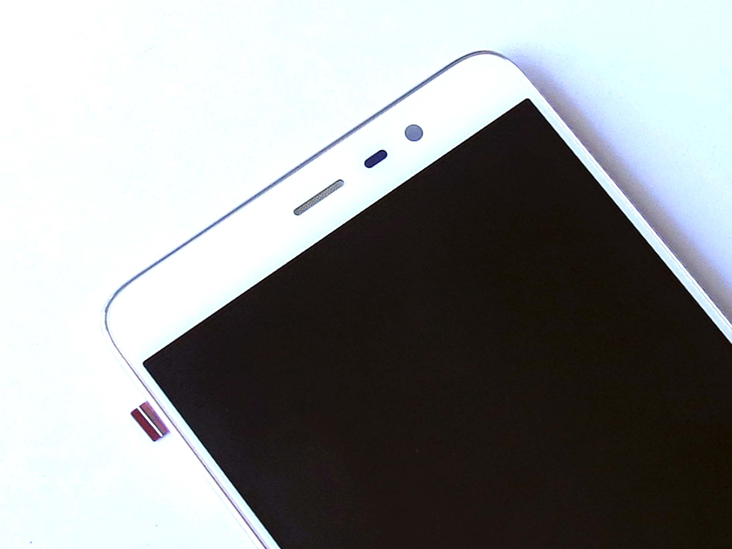 Original disassemble Complete screen with frame for snapdragon 650 Redmi note 3 -Black&White&Gold