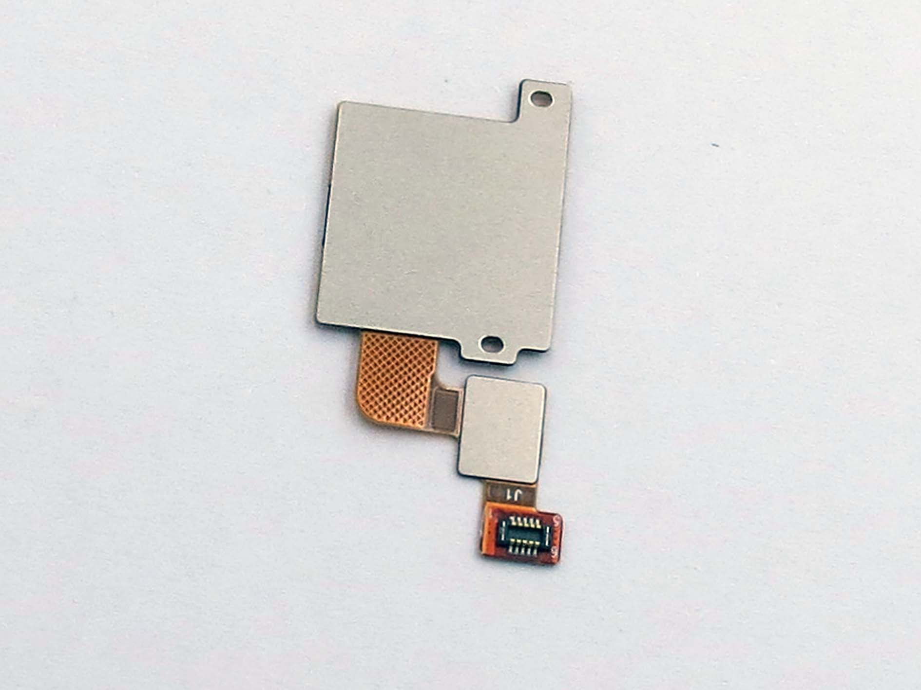 Original Fingerprint sensor flex cable for xiaomi A1 – Black & Pink & Gold