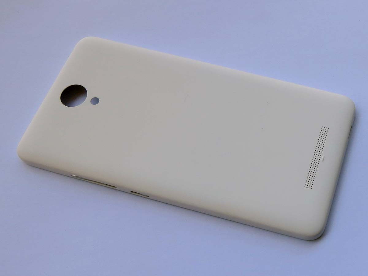 Original Battery Cover Back Housing Cover for Redmi Note 2 - White