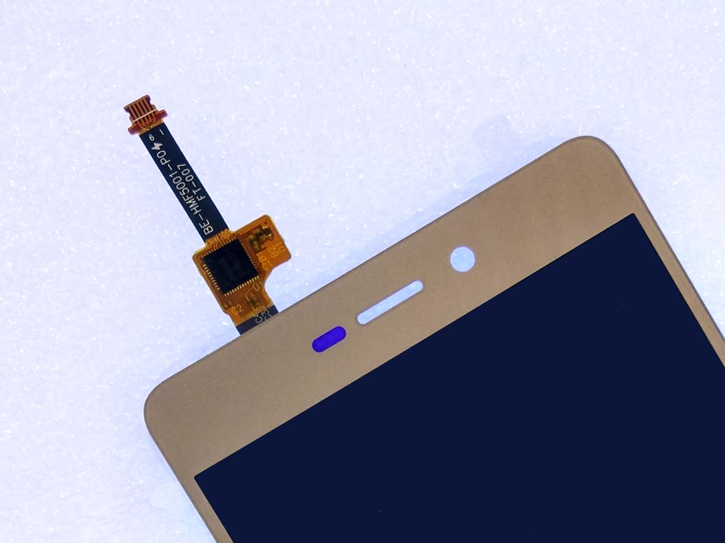 Original LCD + OEM Touch Screen Digitizer for Redmi 3&Redmi 3 Pro-Black & white & gold