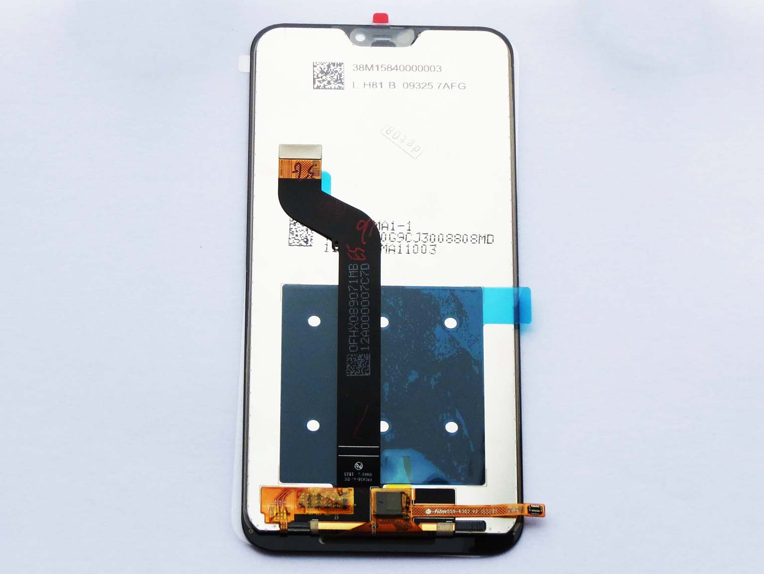 Original LCD Touch screen assembly with Digitizer for Xiaomi A2 lite & Redmi 6 pro