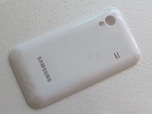 Battery cover for galaxy ace s5830  white