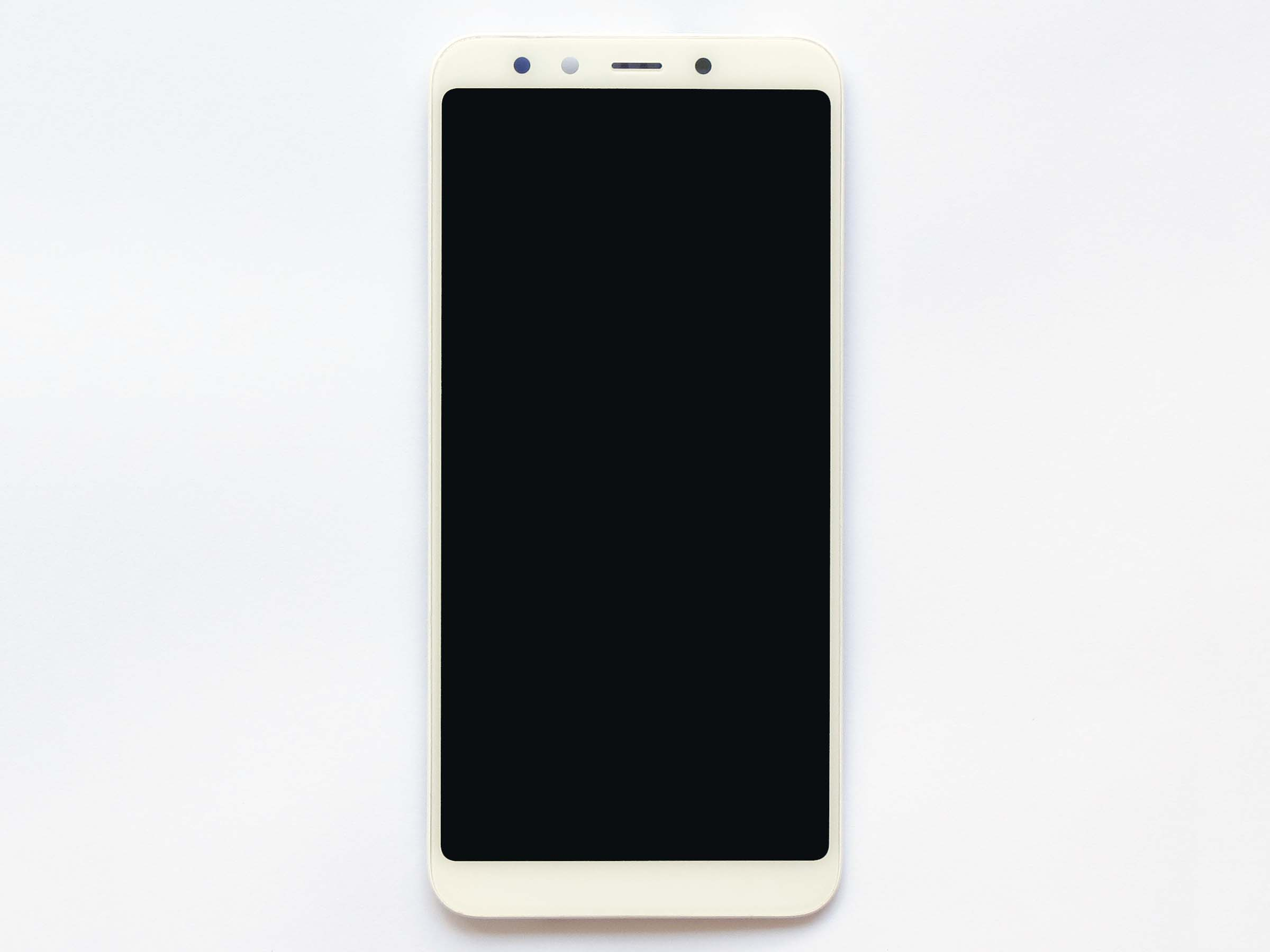 Original LCD Touch Screen Digitizer Assembly with Bezel for xiaomi 6X Mi A2