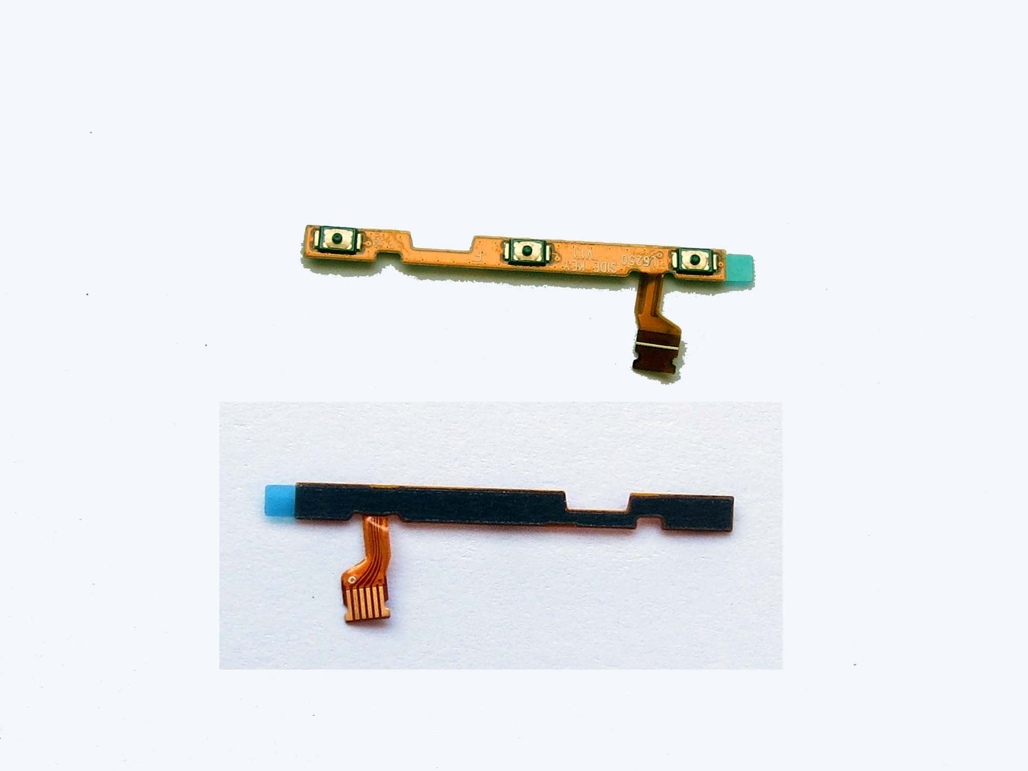 Original Power On/Off + Volume Up/Down button Flex Cable for Redmi S2