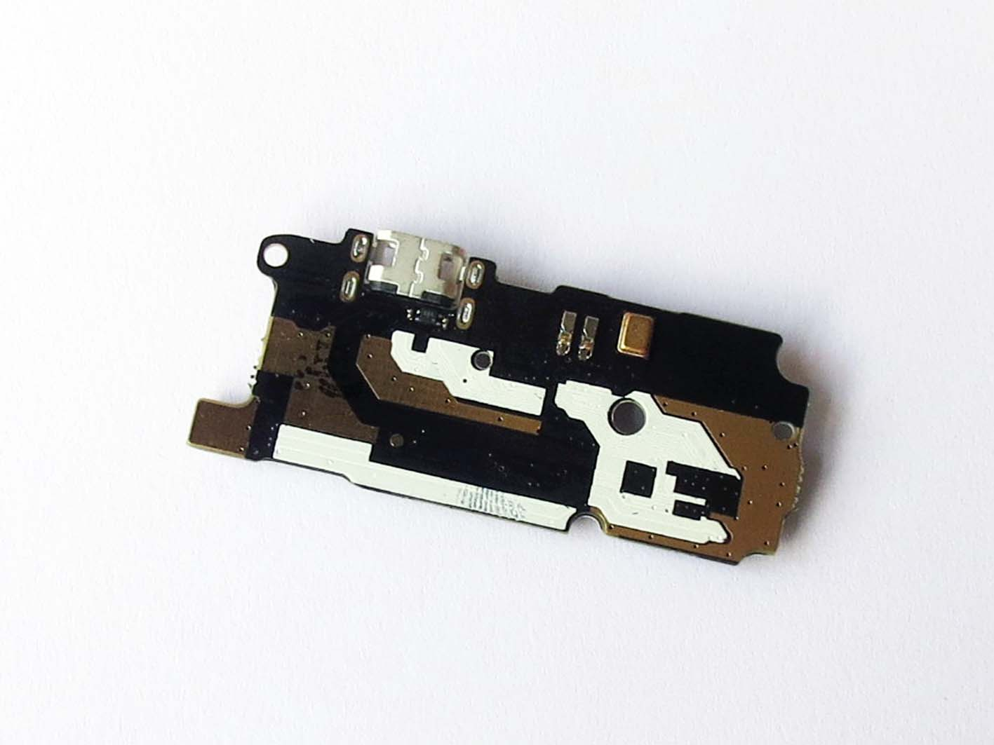 Original  USB plug charge board with micorphone for xiaomi Redmi Note 4-MTK & Global version