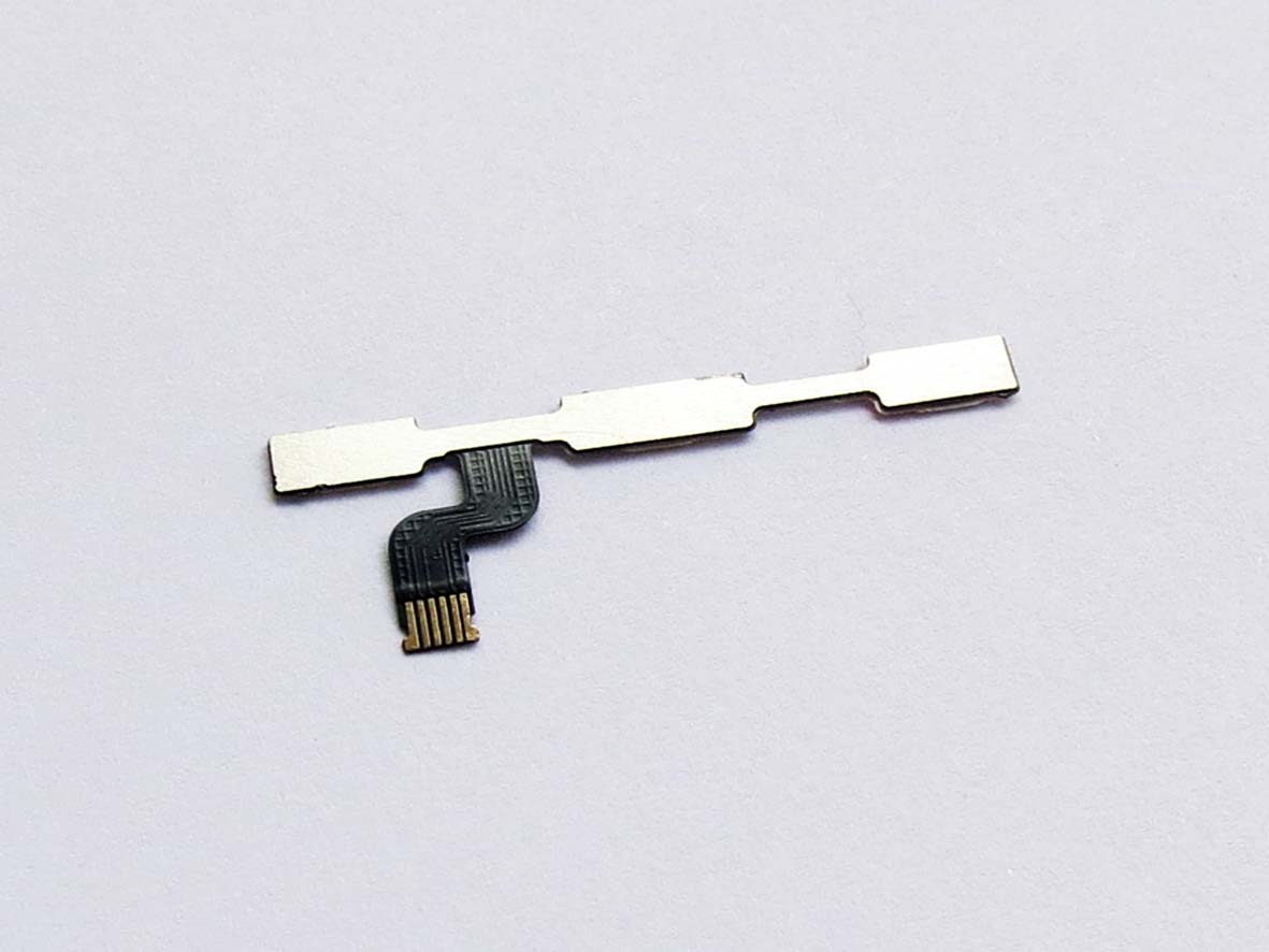 MTK version Power On/Off + Volume Up/Down button Flex Cable for xiaomi Redmi Note 4