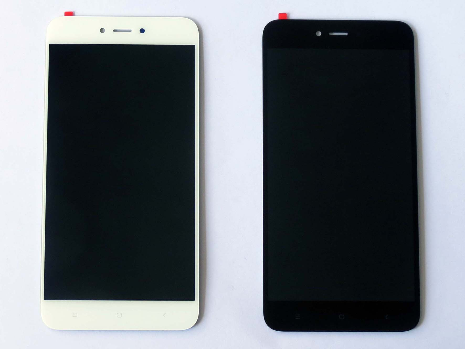 Original LCD and Touch Screen Assembly for 16G Redmi note 5A-Black & White