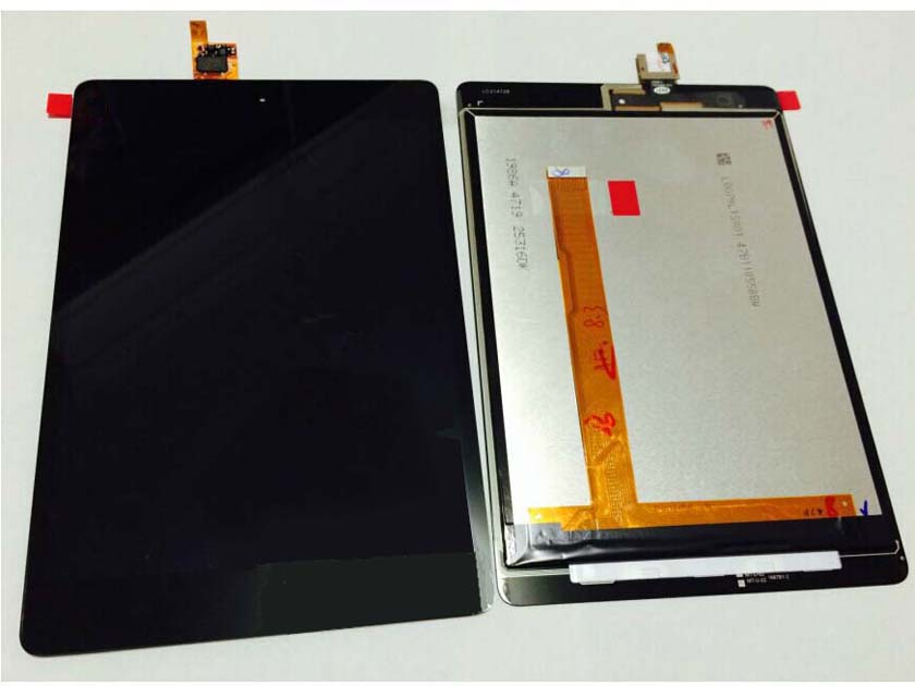 LCD display and Touch Screen Assembly for xiaomi Mipad - Black