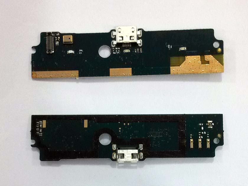 USB plug charge board flex cable for xiaomi Redmi note 4G