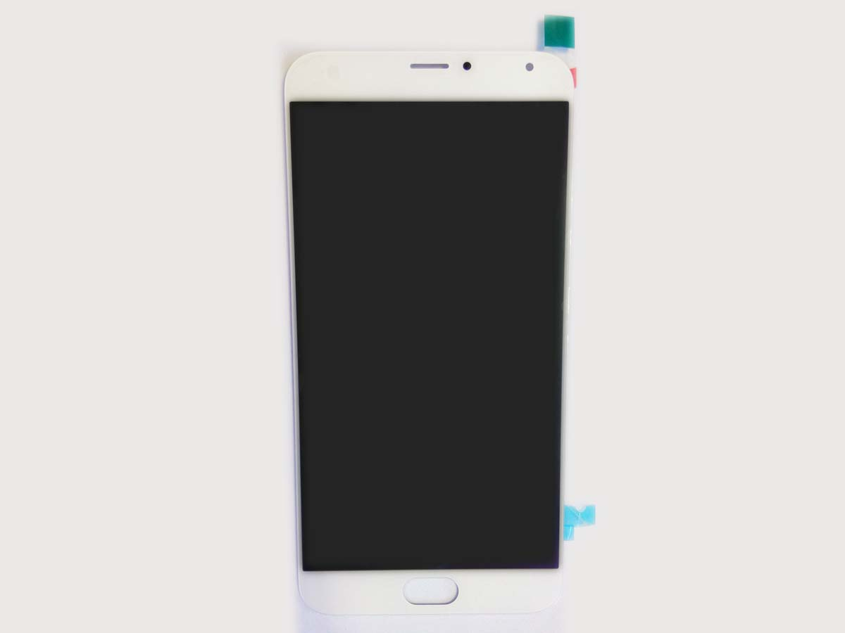 Original lcd display with touch screen digitizer Assembly for Meizu MX5 -White
