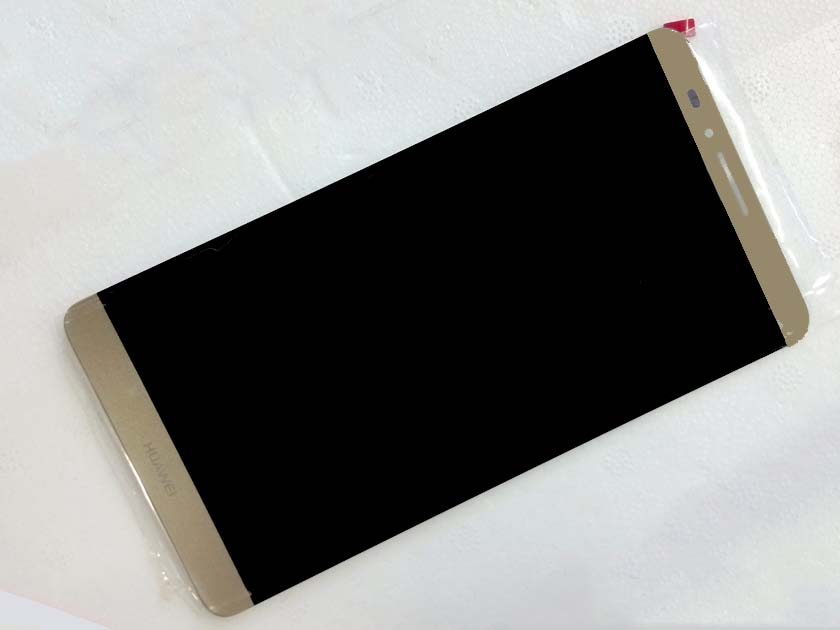 Original  LCD Screen and Touch Screen Assembly for Huawei ascend mate 7- Gold