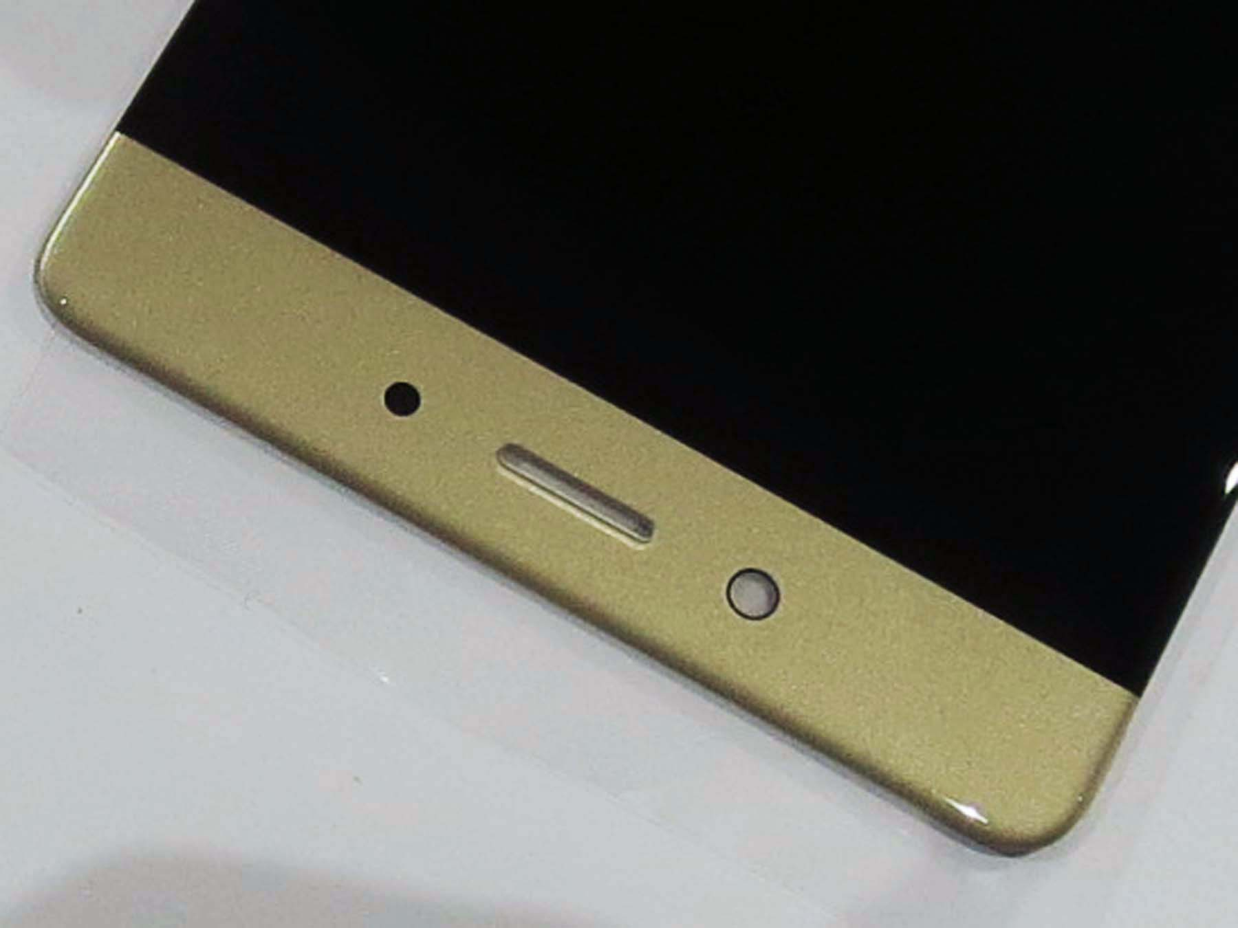 Original LCD Display Touch Panel Screen Assembly for ZTE Nubia Z11 NX531J-Gold