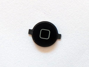 Home Button for iPod touch 2 - Black