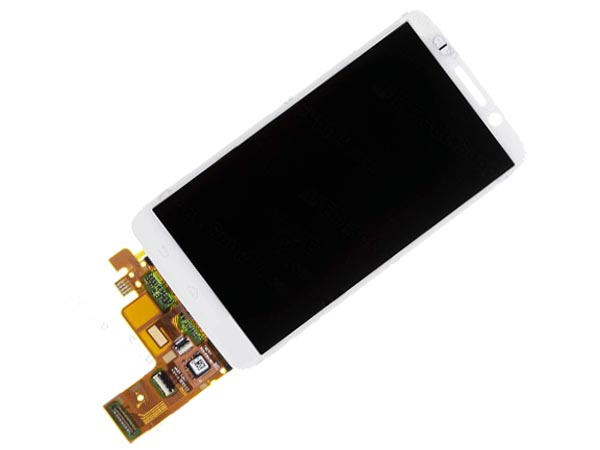 Complete Screen Assembly for Motorola Droid  mini XT1030 - White