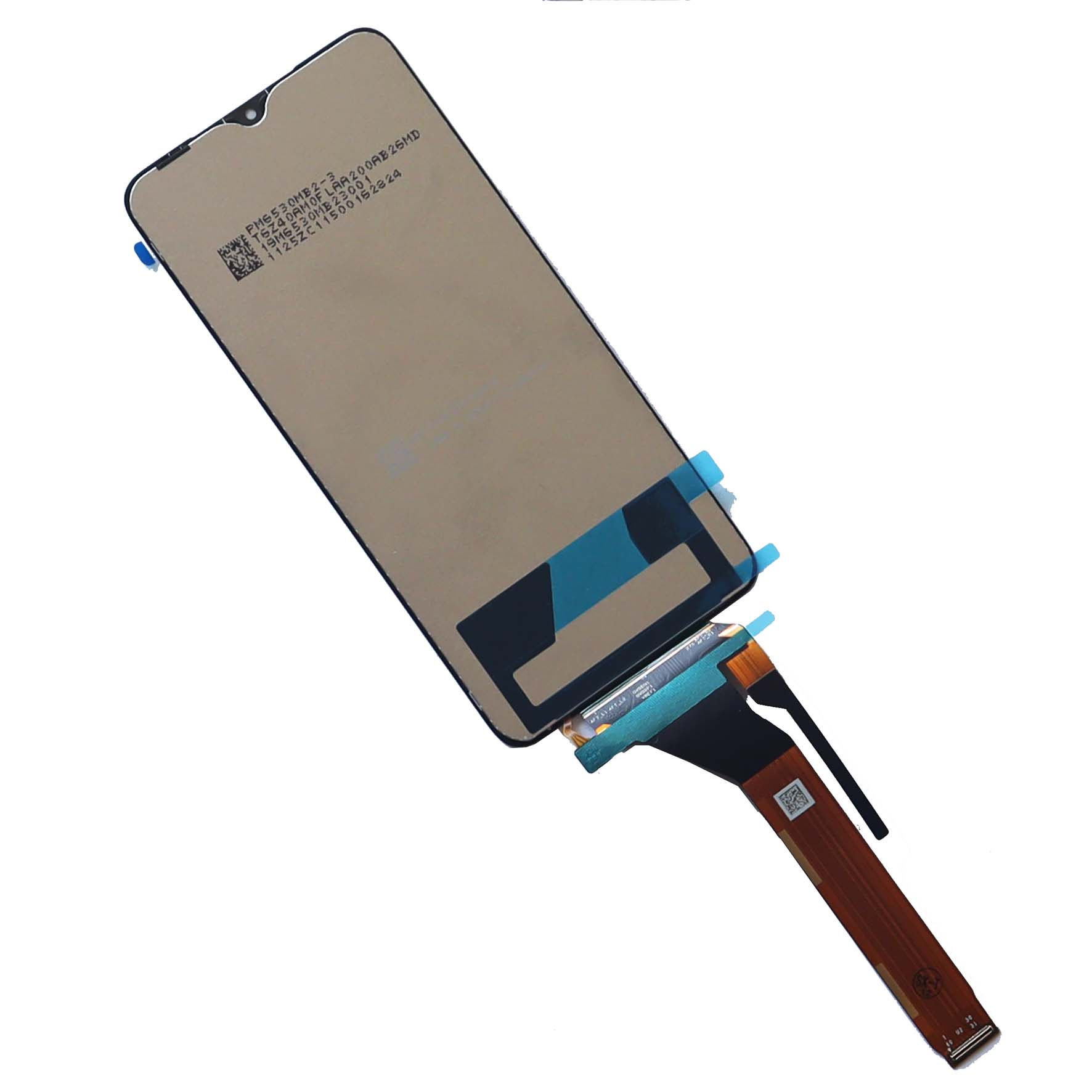 Dock Charging Flex Cable for iPad Air - White