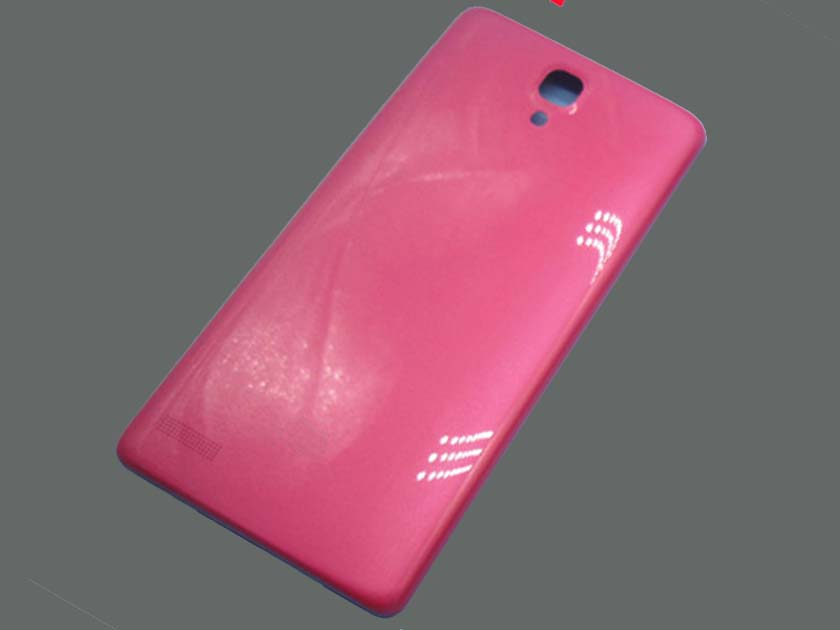 Battery Cover Back Housing Cover for xiaomi Redmi note 3G - Rose red