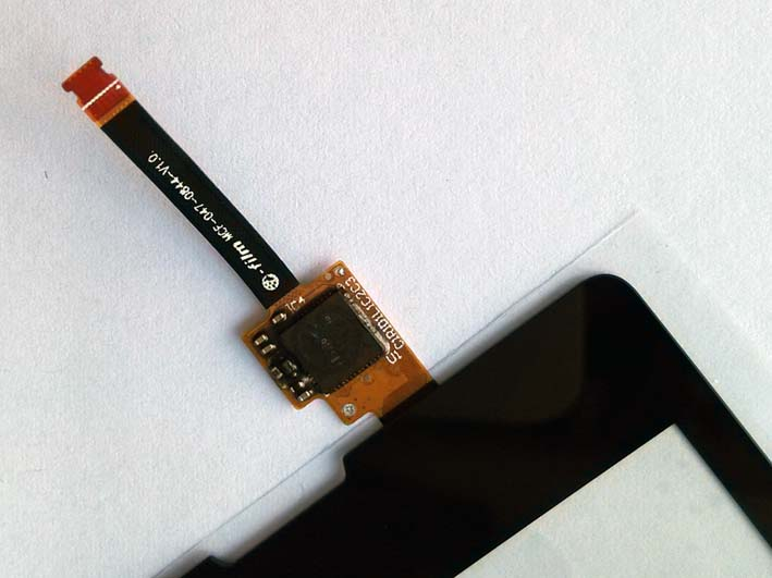 Digitizer touch Screen for xiaomi Red mi Hongmi