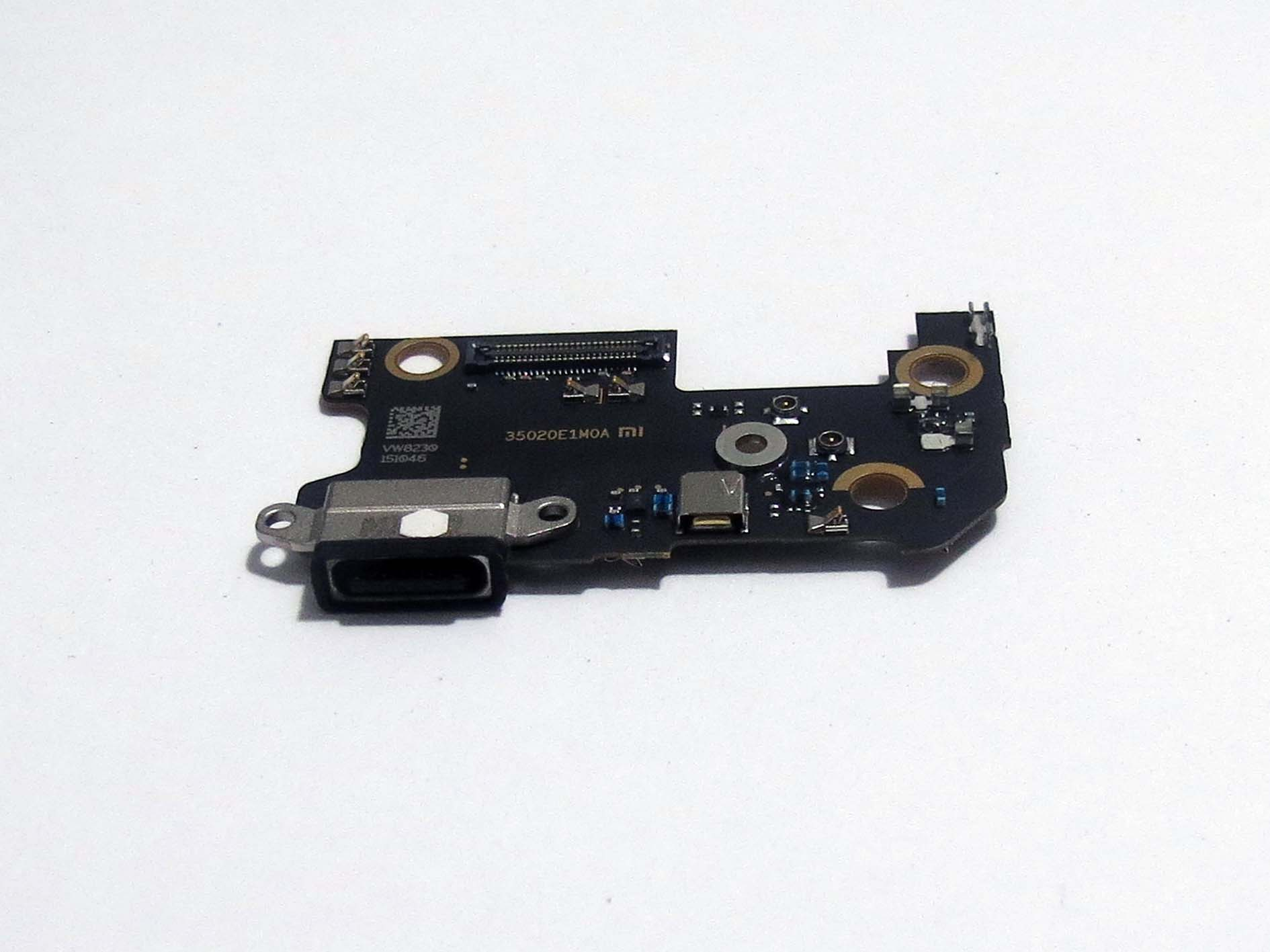 Original USB plug charge board with micorphone for xiaomi 8