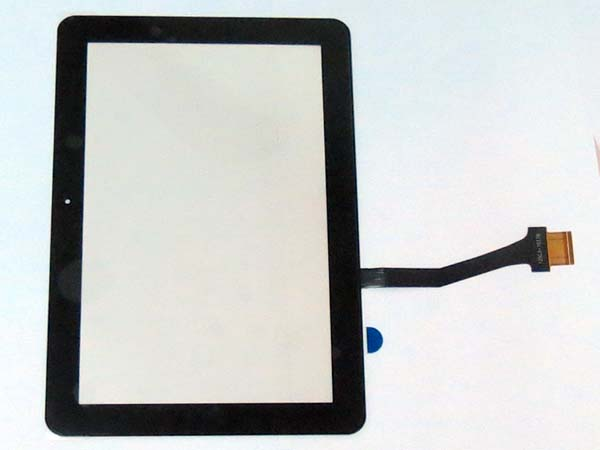 Digitizer Touch Screen for GALAXY Tab1 P7500 - Black