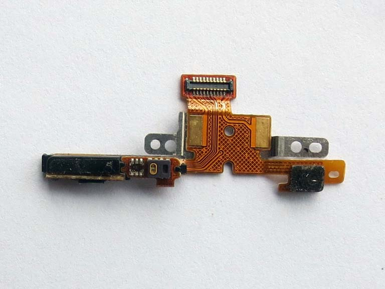 Power ON OFF Button Key Flex Cable FPC With Sensor for Meizu MX4