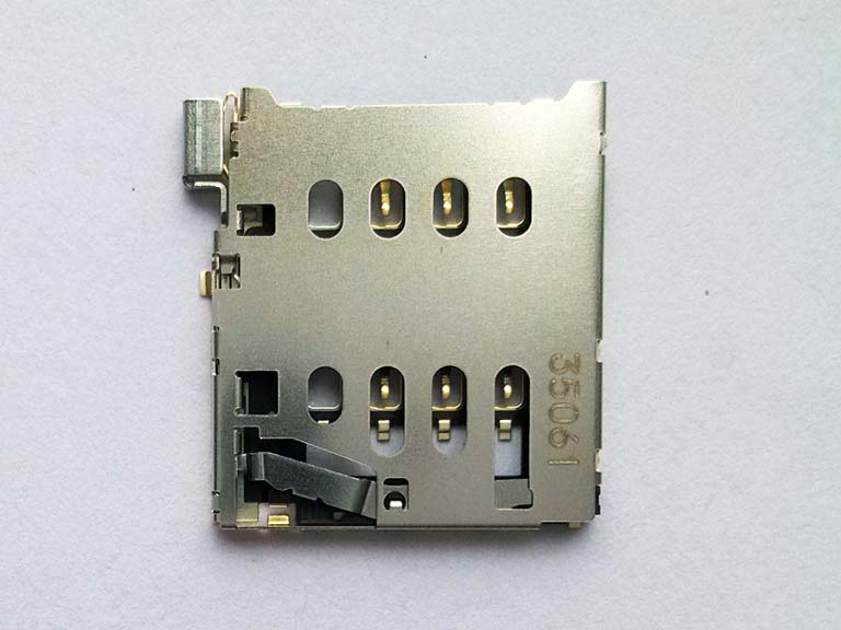 sim card reader contact connector holder for oneplus one