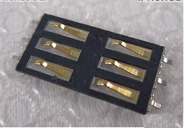SIM Connector for iPhone 3G or 3GS