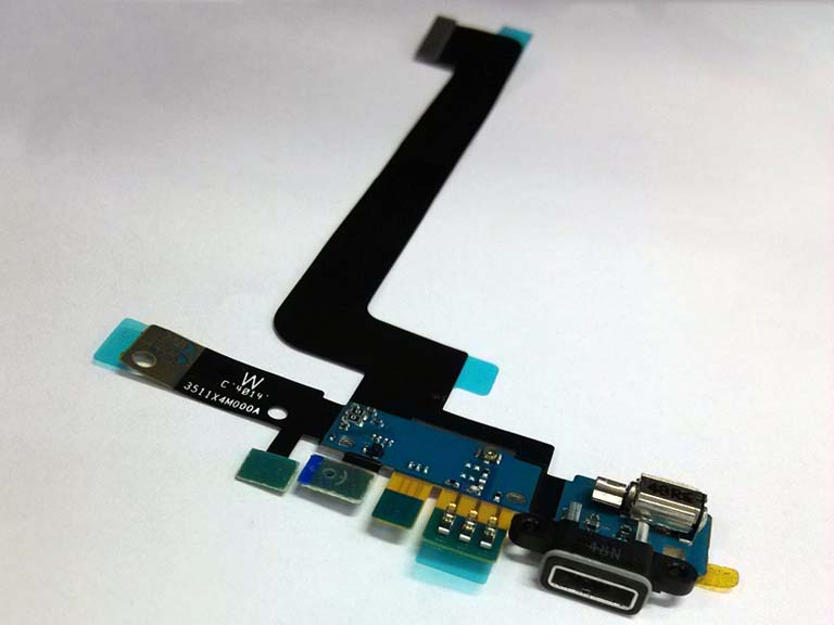 Dock Connector Charging Port Flex Cable for xiaomi 4 ( WCDMA &FDD-LTE version )