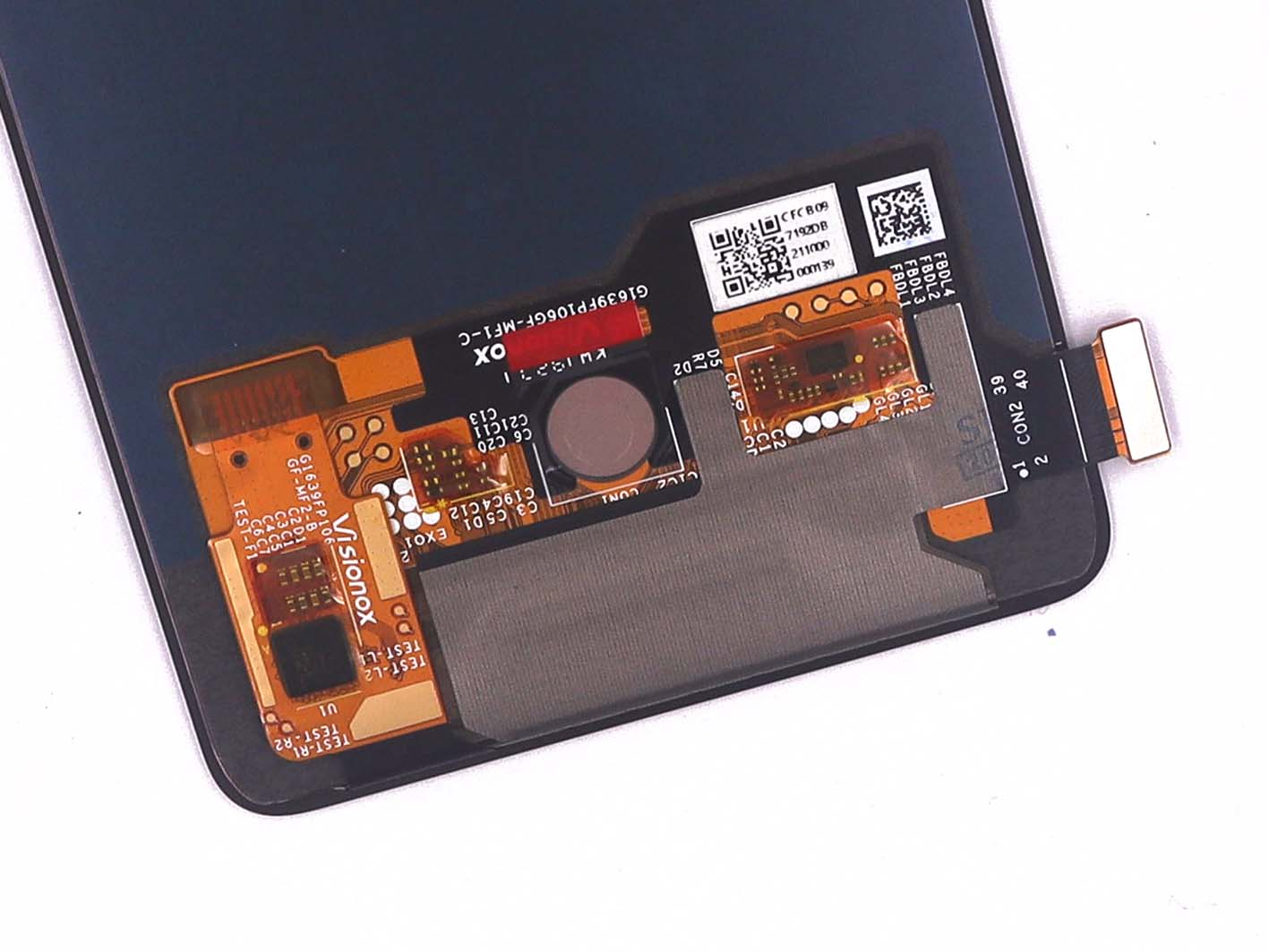 Back cover for LG E960 Nexus 4 with NFC