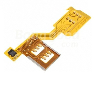 Adaptor Dual SIM for iPhone 3G or 3GS