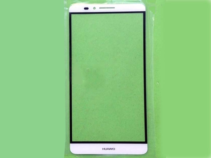 Outer Front Glass Lens for Huawei mate 7- White