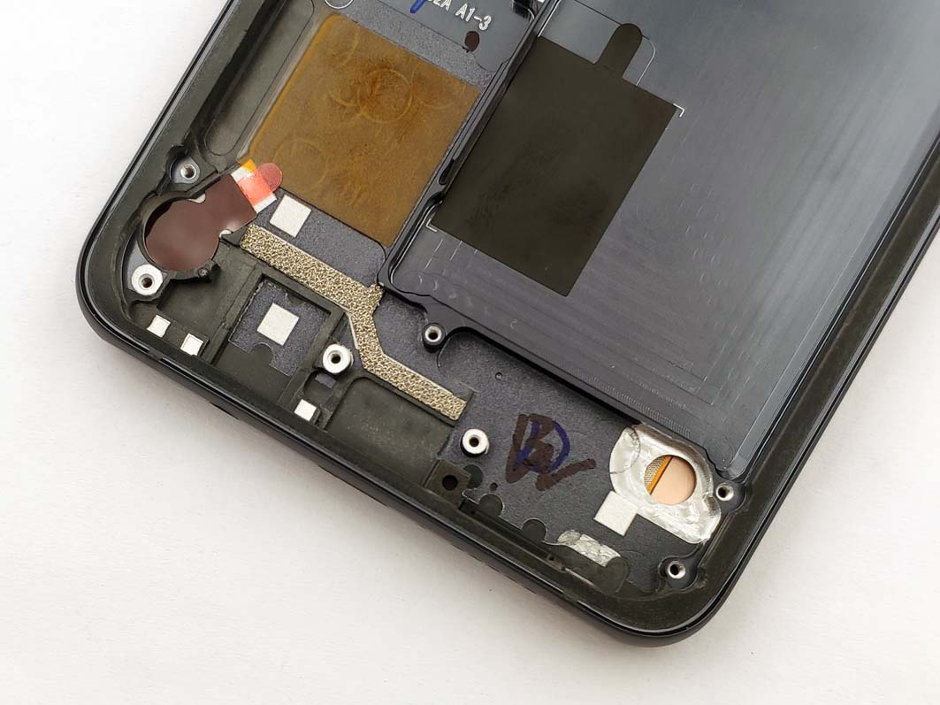LCD Screen and Digitizer Assembly for LG G pad - Black