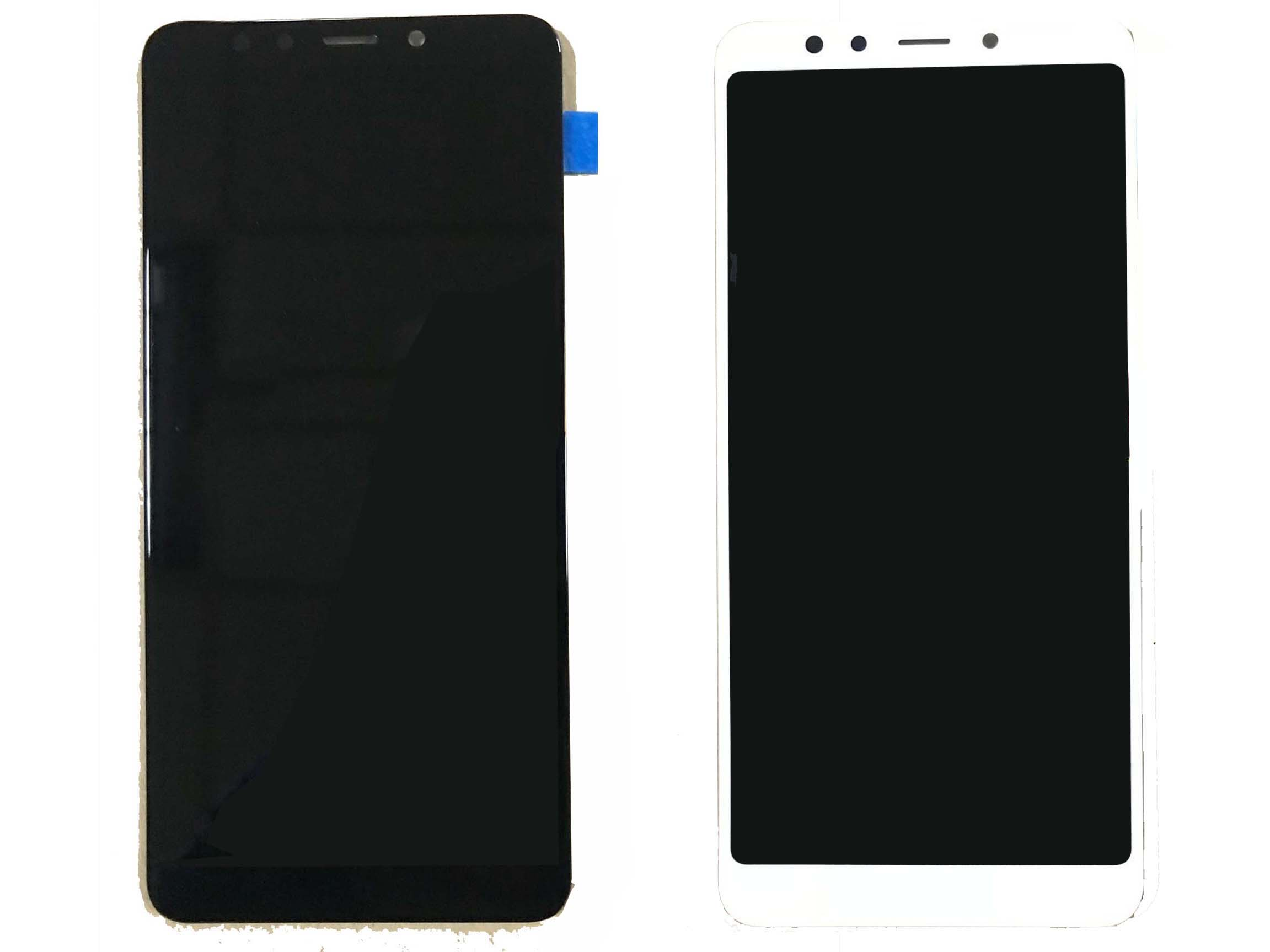 Original LCD Touch Screen Digitizer Assembly for Redmi 5 – Black&White