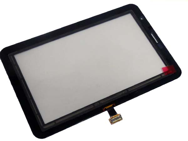 Digitizer Touch Screen for GALAXY Tab P3100 - Black