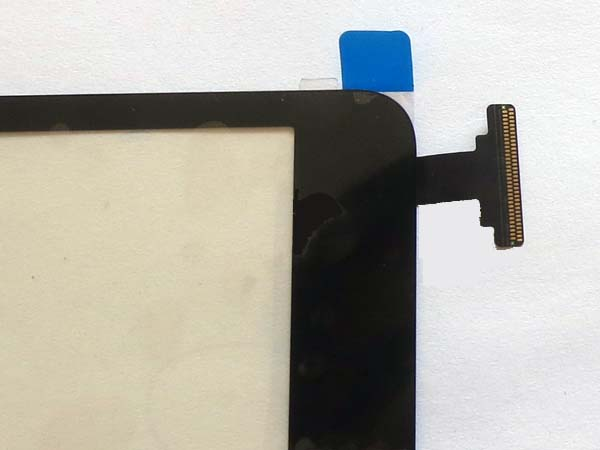 Digitizer touch screen for iPad mini  - Black