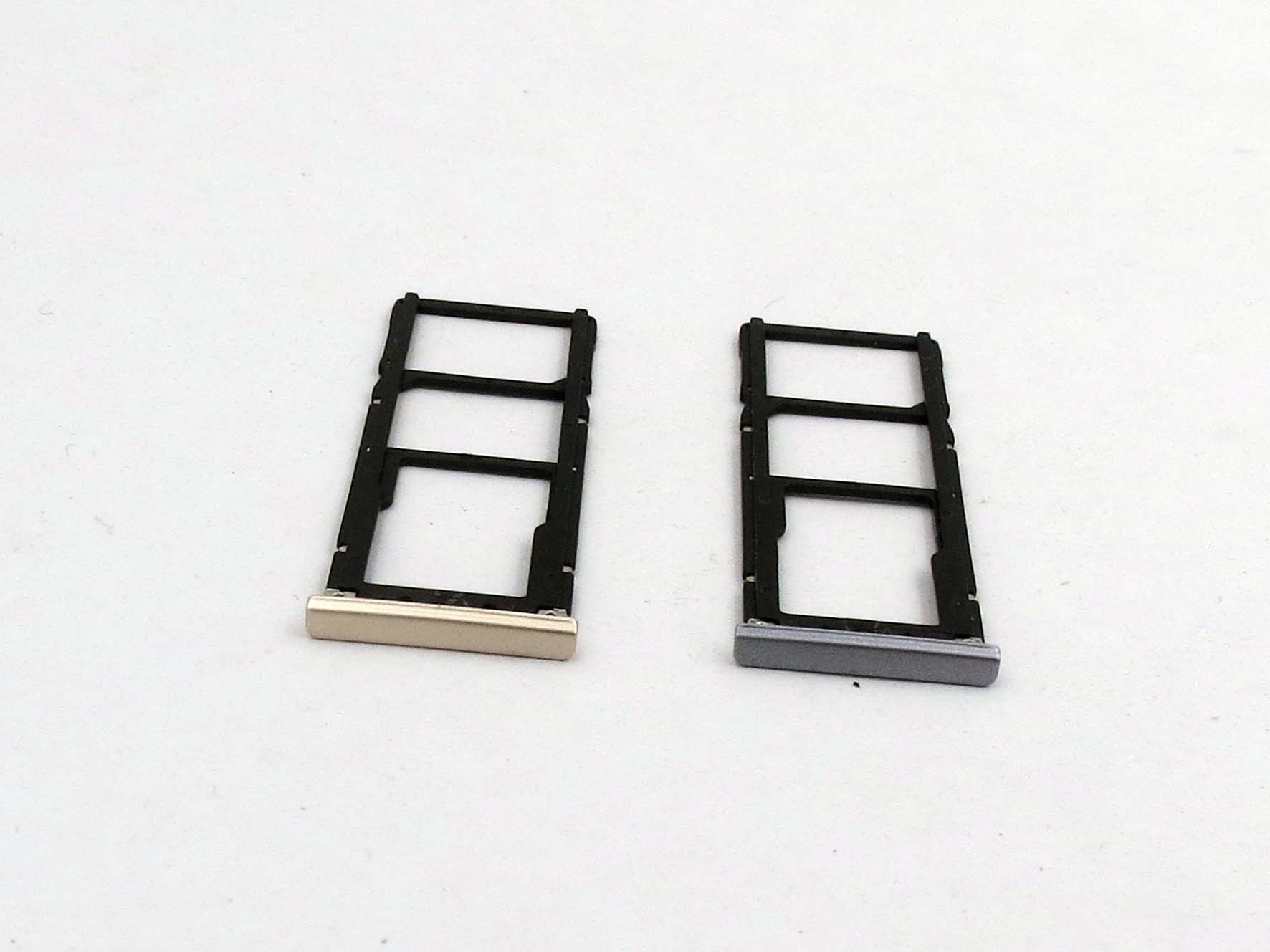 SIM Card Tray Micro SD Card Holder for Redmi note 5a-Gold&Gray&Pink