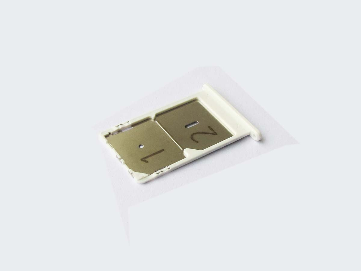 Sim Card Slot Tray Holder for Xiaomi 4C – White