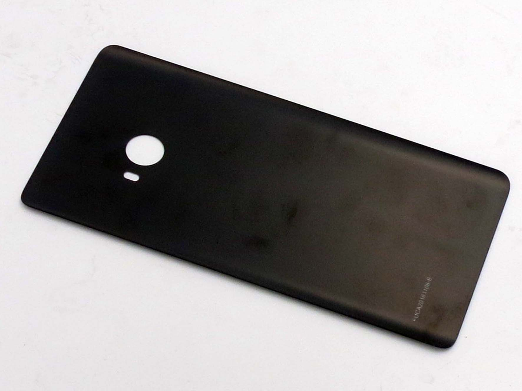 Original Battery Cover Back Housing Cover for xiaomi note 2-Black