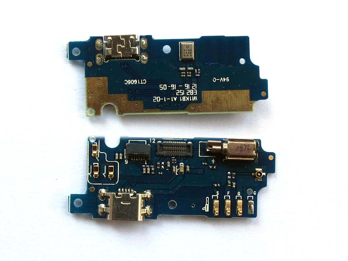USB plug charge board with Vibrator Motor Module for Meilan M3