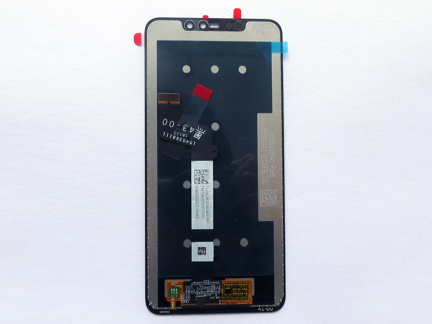 Original LCD Touch Screen Digitizer Assembly for Redmi note 6 pro