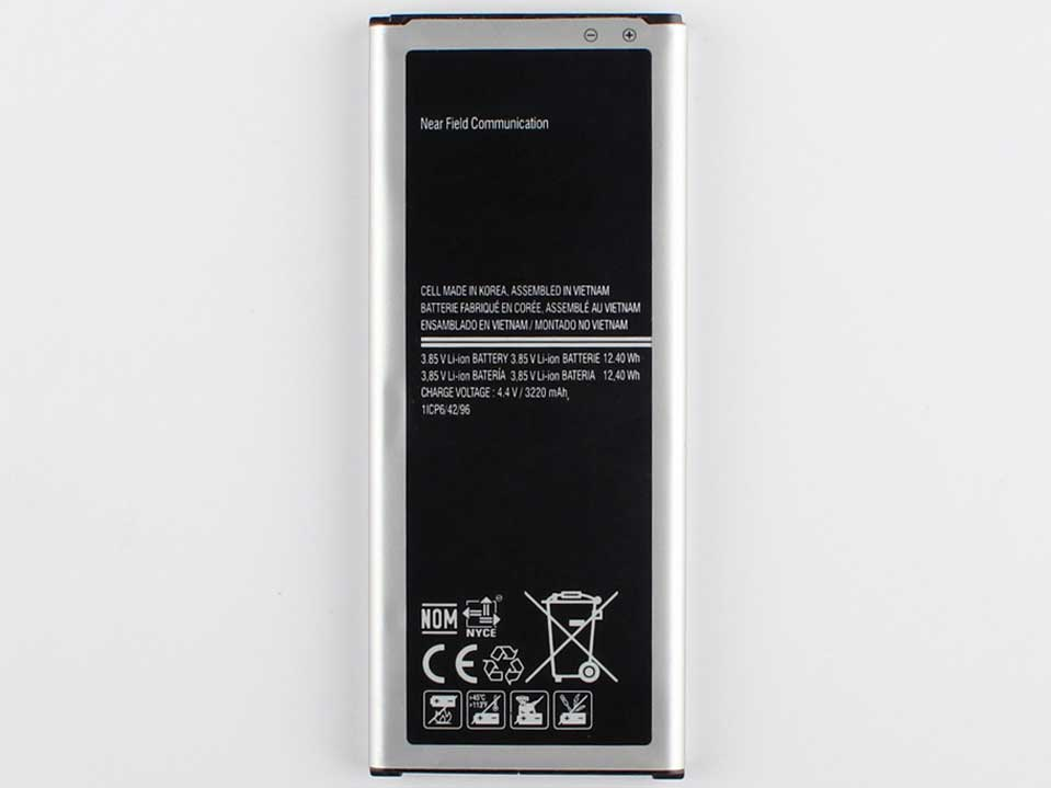 EB-BN910BBE 3220mAh Battery For Samsung Galaxy NOTE4 (only Deliver to some countries)
