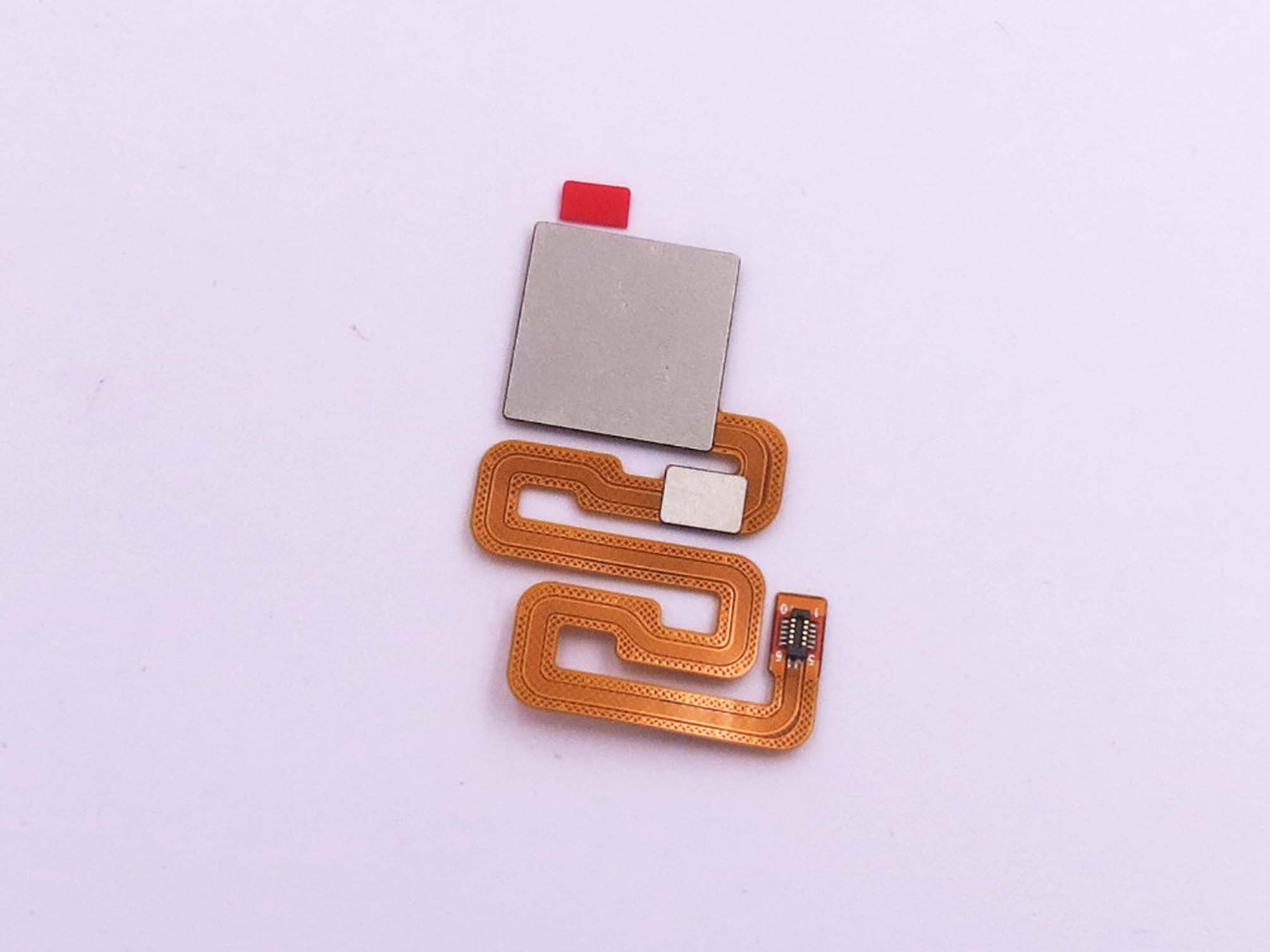 Original Fingerprint sensor flex cable for Redmi 3s - Silver