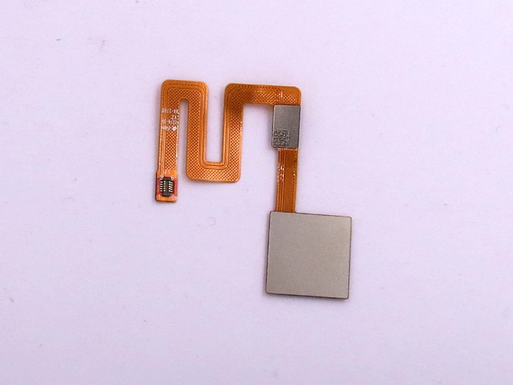 Original MTK version Fingerprint sensor flex cable for Redmi Note 4 - Silver