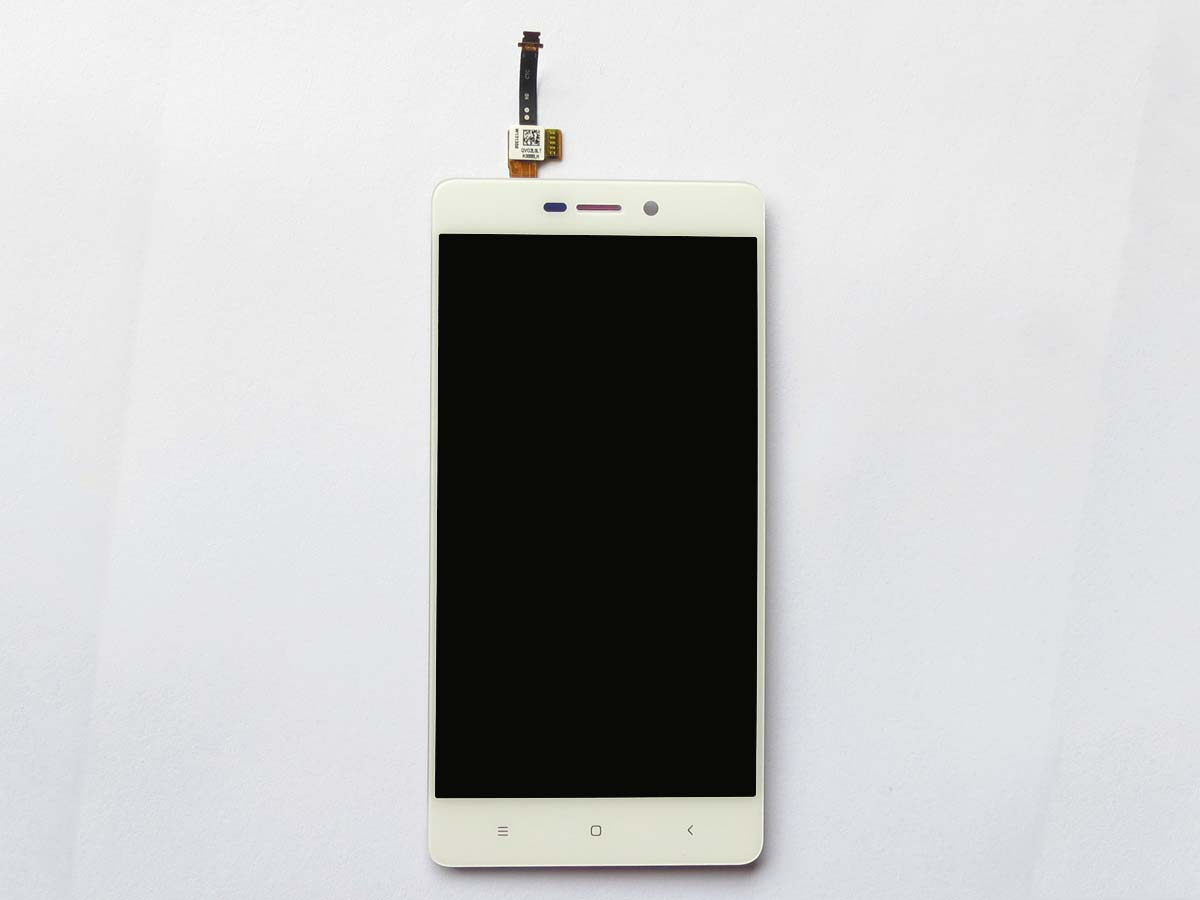 Original LCD Touch Screen Digitizer Assembly for Redmi 3 Hongmi 3 - White