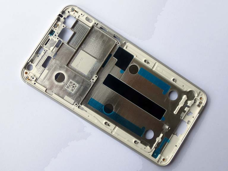 Front housing for Meizu MX4- White