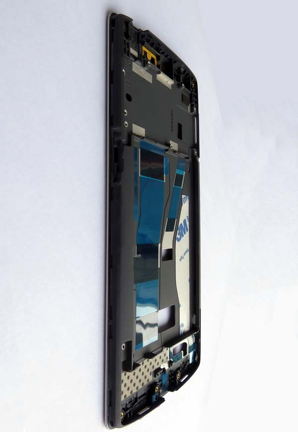 Front Frame LCD Supporting Frame Bezel Housing for Oneplus One