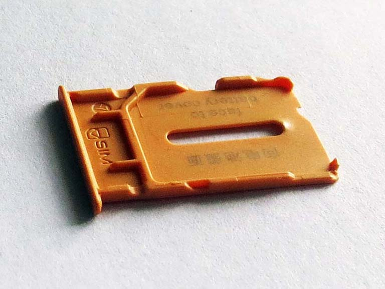Micro Sim Card Slot Tray Holder for Oneplus One - Bamboo